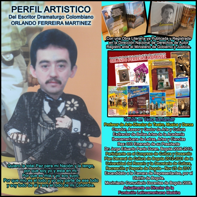 La Bloga Somos Orlando: Orlando Ferreira Martinez